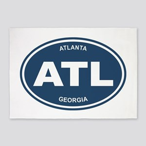 ATL (Atlanta) 5'x7'Area Rug