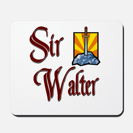 Sir Walter Mousepad