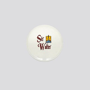 Sir Walter Mini Button