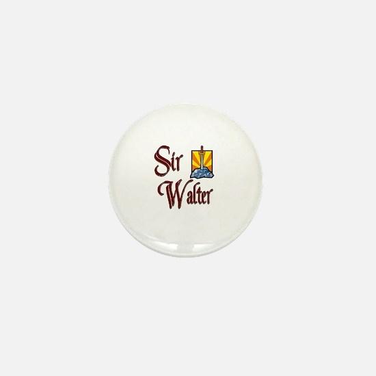 Sir Walter Mini Button