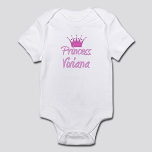 Princess Viviana Infant Bodysuit