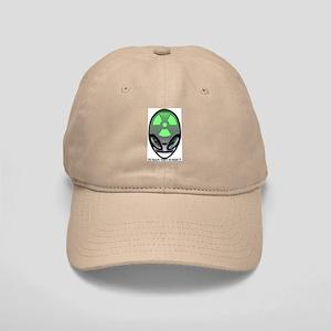 Human Test Subject Alien Cap