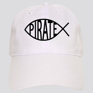 Pirate Fish Cap