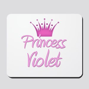 Princess Violet Mousepad