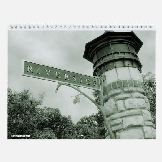 Riverside, Illinois Wall Calendar