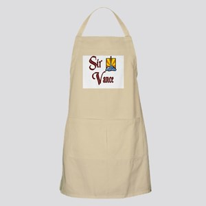 Sir Vance BBQ Apron