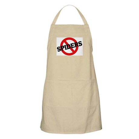 Anti Spiders BBQ Apron