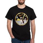 Night Flight/Beagle #2 Dark T-Shirt