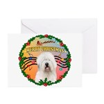 XmasMusic 3/OES #3 Greeting Cards (Pk of 20)