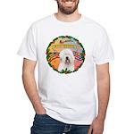 XmasMusic 3/OES #3 White T-Shirt