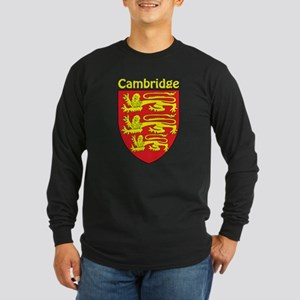 Cambridge Long Sleeve Dark T-Shirt