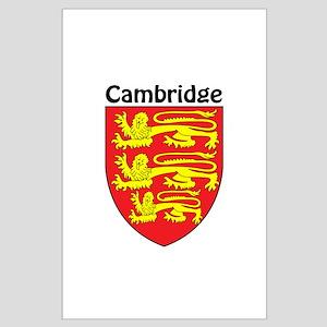 Cambridge Large Poster