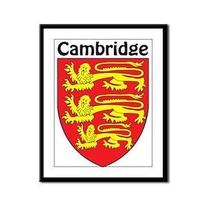 Cambridge Framed Panel Print