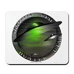 Official UFO Hunter  Mousepad