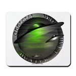 Official UFO Hunter  Mousepad