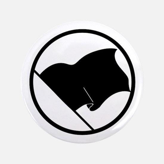 "Anarchist's Flag 3.5"" Button"