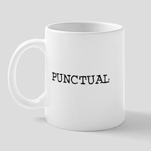 Punctual Mug