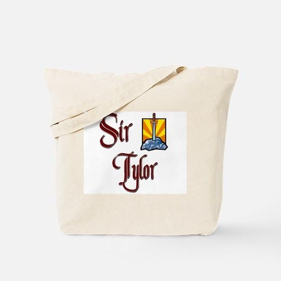 Sir Tylor Tote Bag