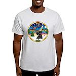 XmasMusic 3/Scottie #12 Light T-Shirt