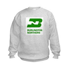 Burlington Northern Kids Sweatshirt