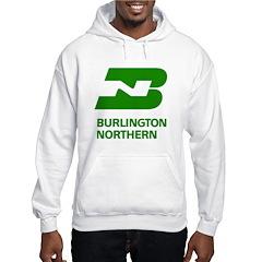 Burlington Northern Hooded Sweatshirt