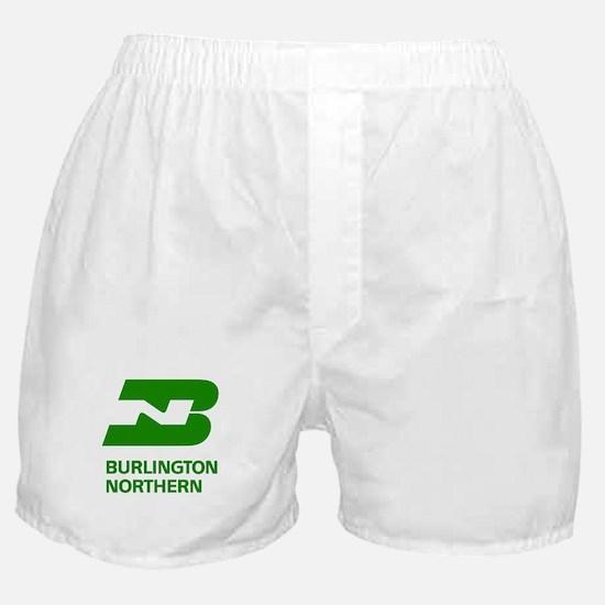 Burlington Northern Boxer Shorts
