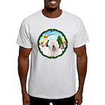 Old English Sheepdog Light T-Shirt