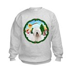Old English Sheepdog Kids Sweatshirt