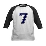 Number Baseball T-Shirt