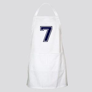NUMBER 7 FRONT BBQ Apron