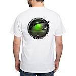Official UFO Hunter White T-Shirt
