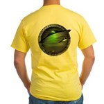 Official UFO Hunter  Yellow T-Shirt