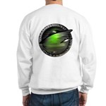 Official UFO Hunter  Sweatshirt