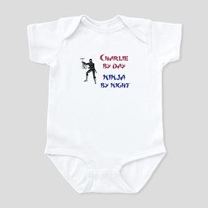 Charlie - Ninja by Night Infant Bodysuit