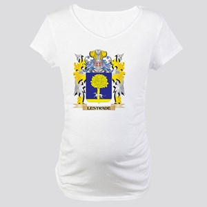 Lestrade Coat of Arms - Family C Maternity T-Shirt