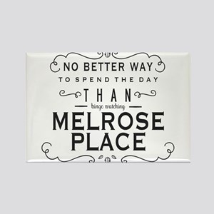 Melrose Place Rectangle Magnet