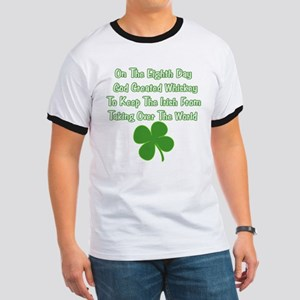 Irish Whiskey Ringer T