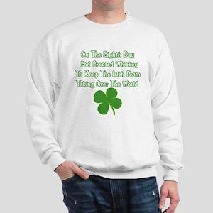 Irish Whiskey Sweatshirt