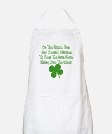 Irish Whiskey Apron