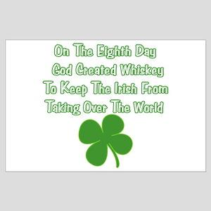 Irish Whiskey Large Poster