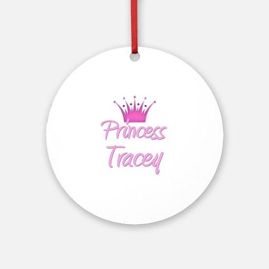 Princess Tracey Ornament (Round)