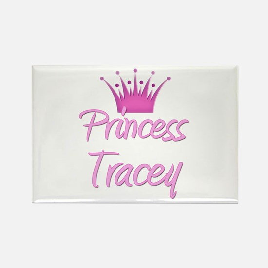 Princess Tracey Rectangle Magnet (10 pack)
