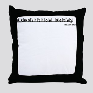 Demolition Derby - My Anti Dr Throw Pillow