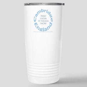 Cambridge Stainless Steel Travel Mug