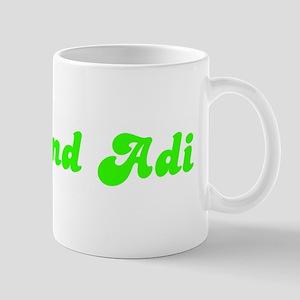 Talia and Adi Mug