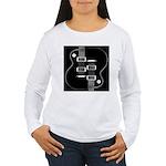 Day & Night Women's Long Sleeve T-Shirt