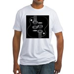 Day & Night Fitted T-Shirt