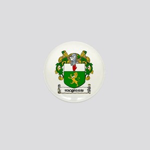 McGinnis Coat of Arms Mini Button (10 pack)