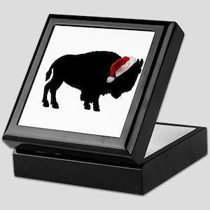 Buffalo Christmas Keepsake Box