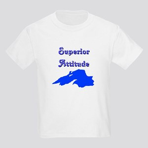 superior attitude Kids Light T-Shirt